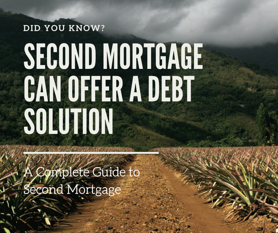 Debt consolidation is a typical reason why people choose to get a second mortgage.