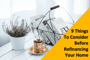 Your Ultimate Mortgage Refinance Guide